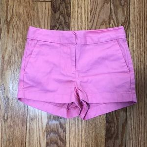 J.Crew Crewcuts factory store pink shorts
